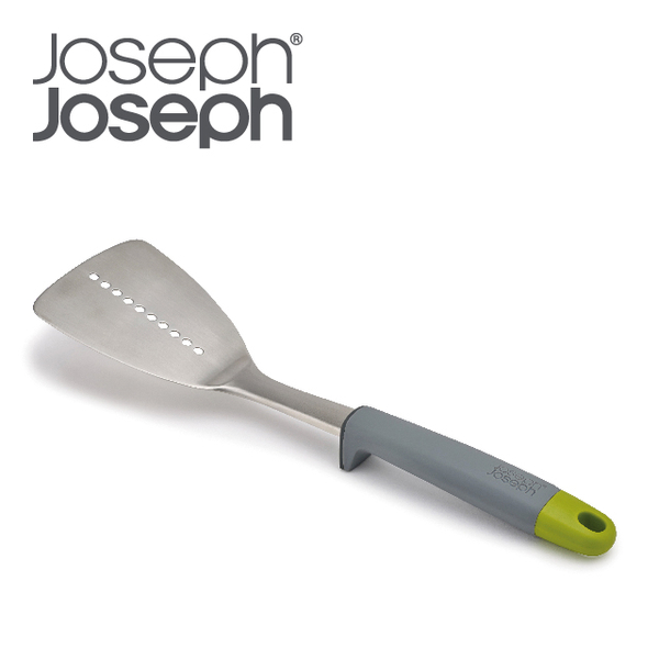 (Joseph Joseph)Joseph Joseph does not touch the table stainless steel to the oil pan shovel (gray green)