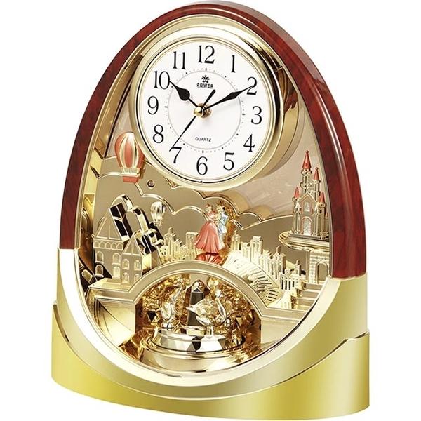 (POWER)[Overlord] European court design luxury living room decoration music clock