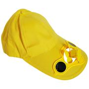 *ส่งฟรีลงทะเบียน* หมวกพลังงานแสงอาทิตย์ หมวกพัดลม หมวกติดแอร์ หมวกโซล่าเซลล์