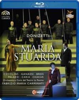 董尼采第:歌劇「瑪麗亞.斯圖亞達」BD