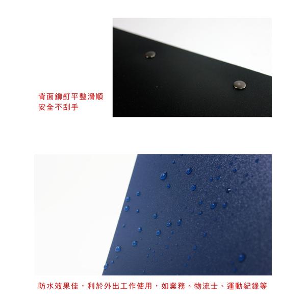 [A5] ABEL lightweight waterproof plate folder (coffee)
