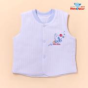 [Newstar] เสื้อกั๊กผ้าฝ้ายสำหรับเด็ก 0 ~ 3 ปี