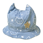 [Newstar] หมวกแฟชั่นน่ารักๆสำหรับลูกน้อย วัสดุผ้าฝ้าย 100%