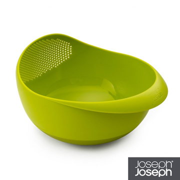 (Joseph Joseph)Joseph Joseph soaking and washing dual-use filter basket (small green)
