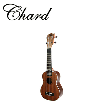 (Chard)Chard 21A All Sapele Ukulele 21 吋