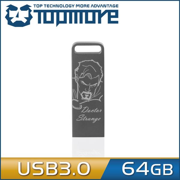 (TOPMORE)Dharma TOPMORE Marvel Collection (Singular Dr.) USB3.0 64GB