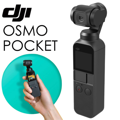 DJI OSMO POCKET Pocket PTZ Camera