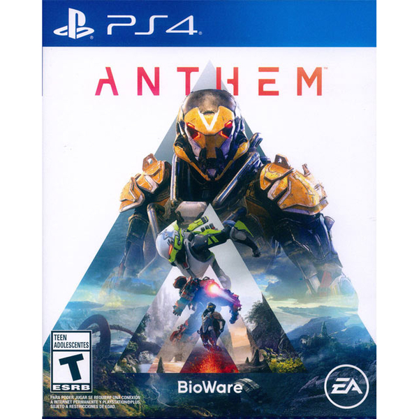 "(PS4)PS4 ""Adventure St. Anthem"" English American Edition (Latin)"