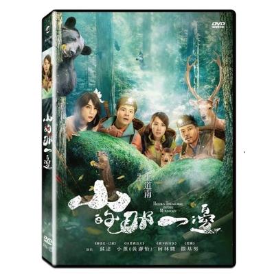 Hidden Treasures in the Mountain DVD