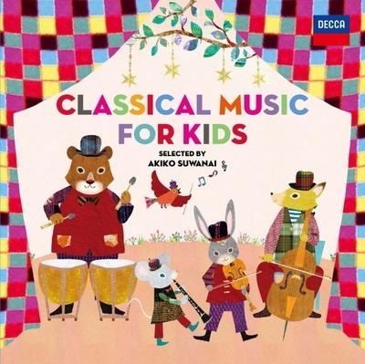 Children\'s classical music CD