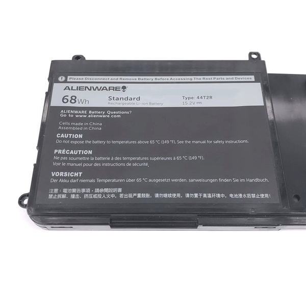 (DELL)DELL Dell 44T2R high quality battery for ALIENWARE 17 R4 15 R3 series