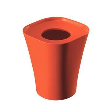 Magis Trash Can ตะกร้ากระดาษ / ถังขยะ (ส้ม)
