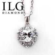 NC096-ILG Diamond, สร้อยคอรักพวงหรีด, เทคโนโลยีชั้นสูง - สร้าง - เพชร