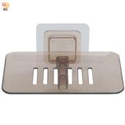 (月陽)Yueyang nail-free seamless crystal storage soap holder (AS135)