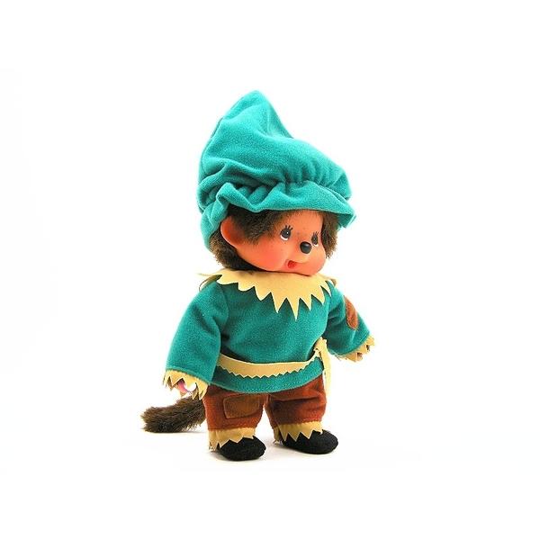 (MONCHHICHI)Japan Sekiguchi Meng Qiqi MONCHHICHI [The Wizard of Oz Scarecrow]