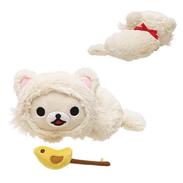 (San-X)Out-of-print Rilakkuma Lara Pandas will be limited to plush dolls. Lazy sister
