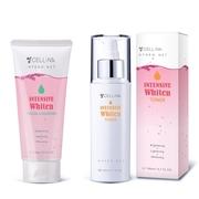 CELLINA Hydro Net Itensive Whiten Facial Cleanser + Toner Set