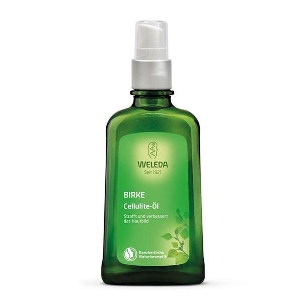 (WELEDA)(NEW)【WELEDA薇雷德】Birch Wood Synthetic Massage Oil 100ml