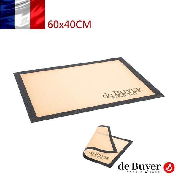 (de Buyer)France【de Buyer】Biye Baking Air Silicone Non-stick Face/Baking Mat 60X40cm