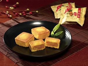 Chia Te เจียเต๋อ เค้กสับปะรด (กล่องละ 12 ชิ้น 1 กล่อง)