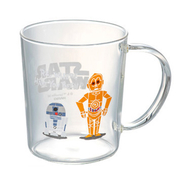 [Hario] รุ่นสินค้า Star Wars จำกัด รุ่น R2 D2- + C3PO / SLM-360SW-RC
