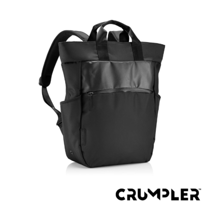 (Crumpler)Crumpler Small Savage ART COLLECTIVE Collector's Electric Backpack (L)