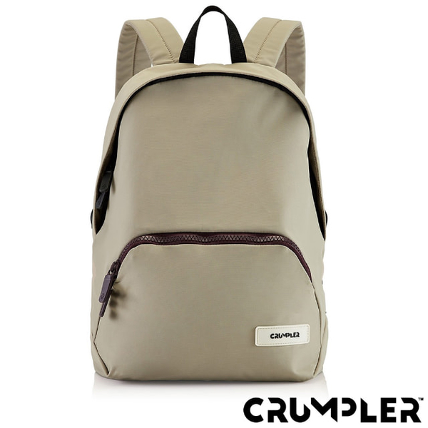 (Crumpler)Crumpler Small Savage CONTENT Kang Tan Backpack (M) Light Gray