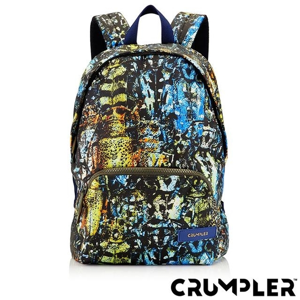 (Crumpler)Crumpler Small Savage CONTENT Kang Tan Shoulder Backpack (M)