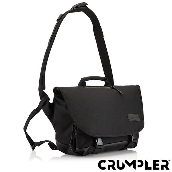 (Crumpler)Crumpler Small Savage CHRONICLER Recorder Side Backpack (M) Black