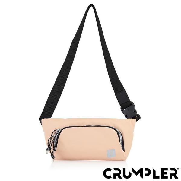 (Crumpler)Crumpler Curry CHOWDER Clan Multifunction Pocket (S) Pink Tangerine