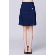 Pre-order กระโปรงยีนส์ Short Denim Skirt