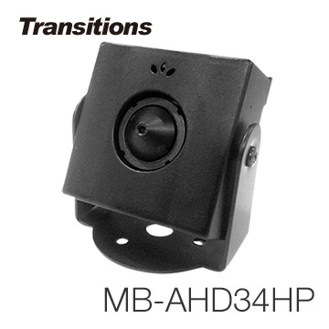 (Transitions)All-vision MB-AHD34HP ultra-mini square pinhole camera