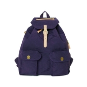 Satana - กระเป๋าสะพายหลัง Bundle Casual Soldier - Purple