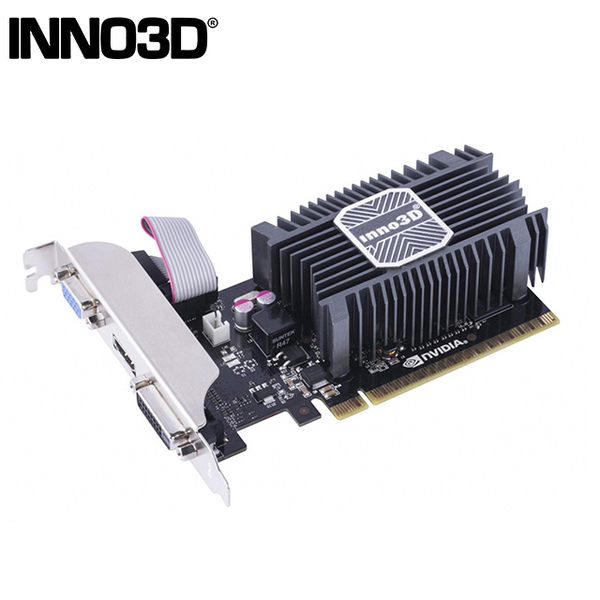 (INNO3D)INNO3D Yingzhong Geforce GT 710 2GB SDDR3 Display Card