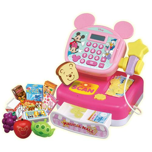 (disney)Disney Children's Disney Magic Supermarket New Cash Register