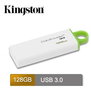 (Kingston)DataTraveler G4 128GB USB3.0 Flash Drive (DTIG4/128GB)