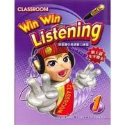 CLASSROOM Win Win Listening 1 - 學生本 (含3片聽力CD) 課室英語教材(หนังสือภาษาต่างประเทศ)