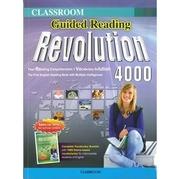 CLASSROOM Guided Reading Revolution 4000 - 高中閱讀80篇(含3片聽力CD及40回單元測驗卷+單字手冊) Classroom 課室英語教材(หนังสือภาษาต่างประเทศ)