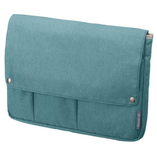 KOKUYO Bizrack up horizontal receiving bag within a bag (A4) - Ice Blue