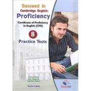 劍橋主流英檢 - Global CPE Practice Tests - Teacher's Book 全彩色8回合(หนังสือภาษาต่างประเทศ)