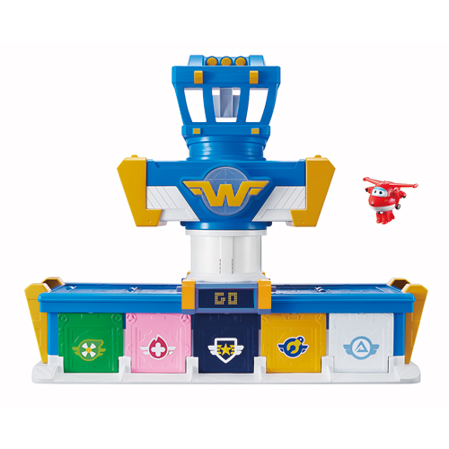 (Super Wings)Super Wings Mission Airport Headquarters