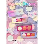 HF2007 ของแท้ Sivanna Unicorn Dream Highlighter And Blush