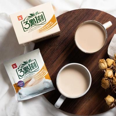 3:15pm ชานมไต้หวันแบบดั้งเดิม Roasted Milk Tea (1 กล่อง มี 5 ซอง)