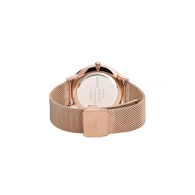 นาฬิกาข้อมือ ADEXE MEEK Petite Rose Gold