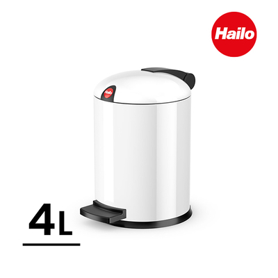 (Hailo)[Hailo] Germany Design S trash can