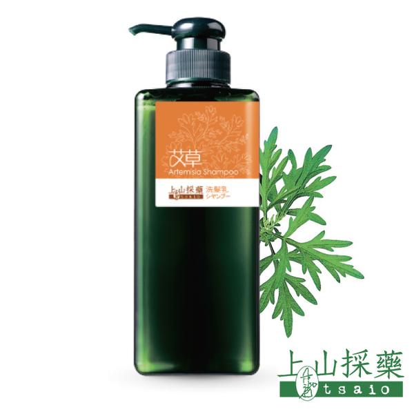 (tsaio)[tsaio Shangshan medicine] wormwood shampoo 600ml