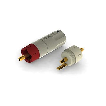 เทอร์มินัล Aeco RCA ARP-4045 ชุบทองปราศจากนิกเกิล