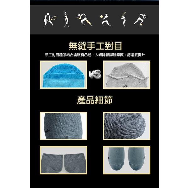 (leader)LEADER ST-04 breathable mesh casual sports deodorant socks socks men's models (3 pairs into _ gray)
