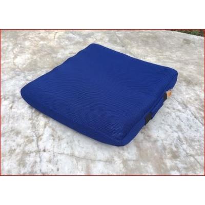 เบาะรองนั่งทำงาน Kaika รุ่น Bubble - สีน้ำเงินผ้าตาข่าย
