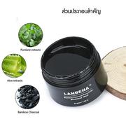 มาร์คลอกสิวเสี้ยน ครีมลอกสิวเสี้ยน Bamboo Charcoal Pore Strips Blackhead Mask